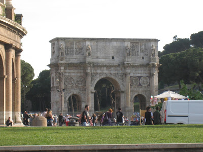 The-Arc-of-Constantine-Rome-Italy