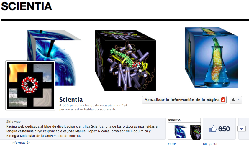 BLOG SCIENTIA