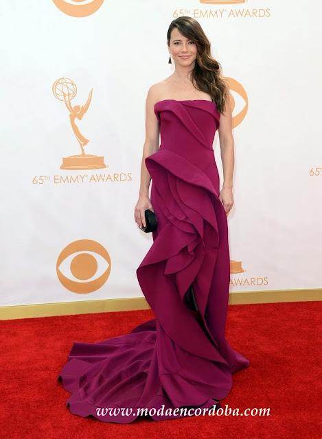 Moda y Tendencia 2013. La alfombra roja de los Emmy