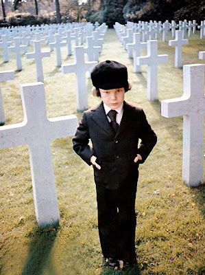 "Foto promocional de ""La Profecía"" (Richard Donner, 1976)"
