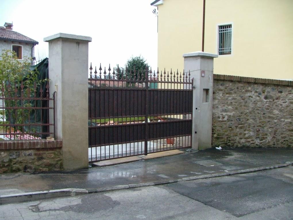 Cancellate ferro battuto cancelli e recinzioni in ferro - Cancellate in ferro per finestre ...