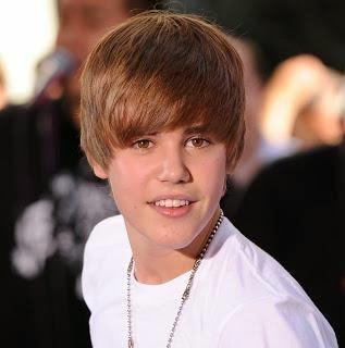 Gaya Rambut Justin Bieber