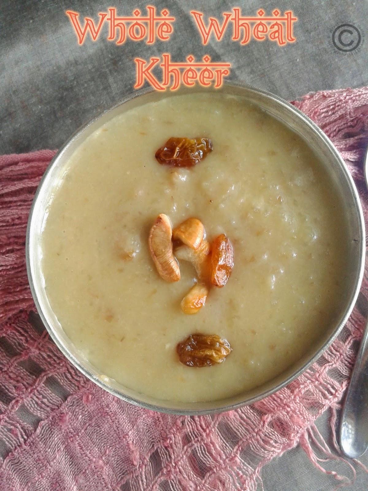 Gavachi-kheer-recipe-at-home