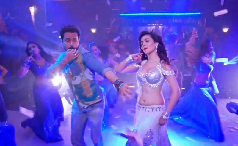 Dukki Tikki Lyrics from Latest Bollywood Movie Raja Natwarlal 2018