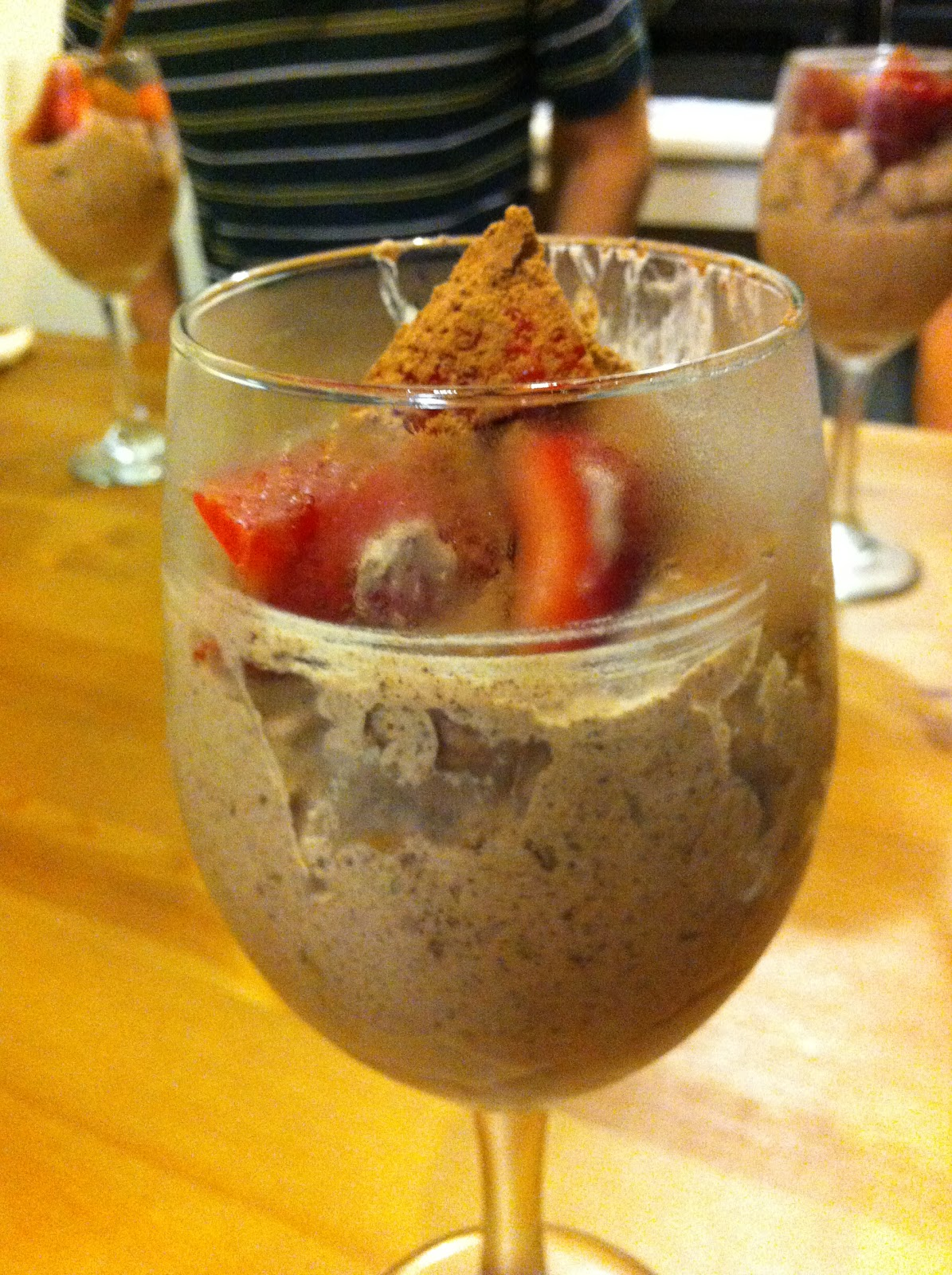 Statistical [R]ecipes: Dark Chocolate Mousse