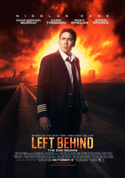 left behind plot a small group of survivors are left behind after ...