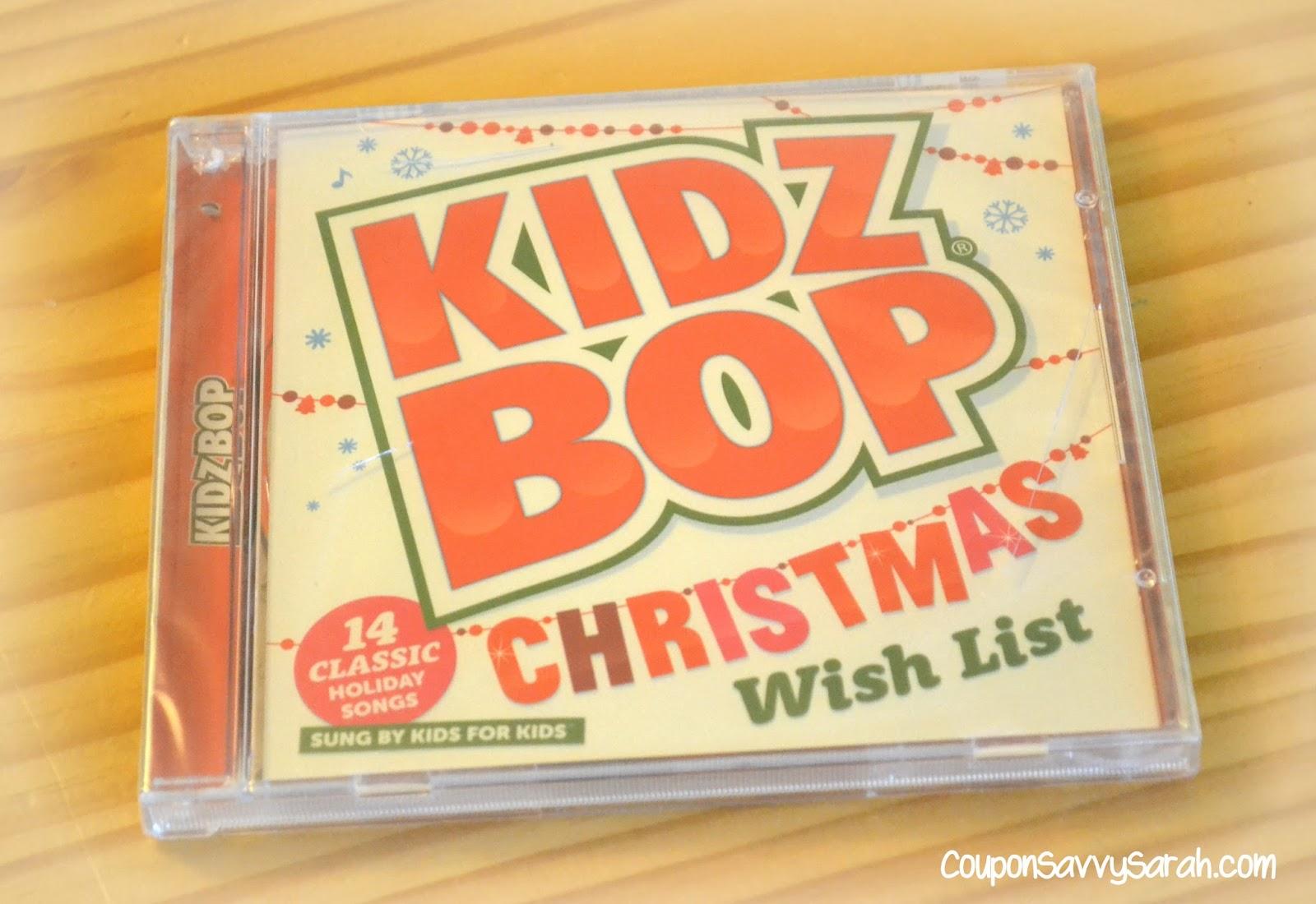Coupon Savvy Sarah: NEW Kid\'s CD from Kidz Bop! The Kidz Bop ...