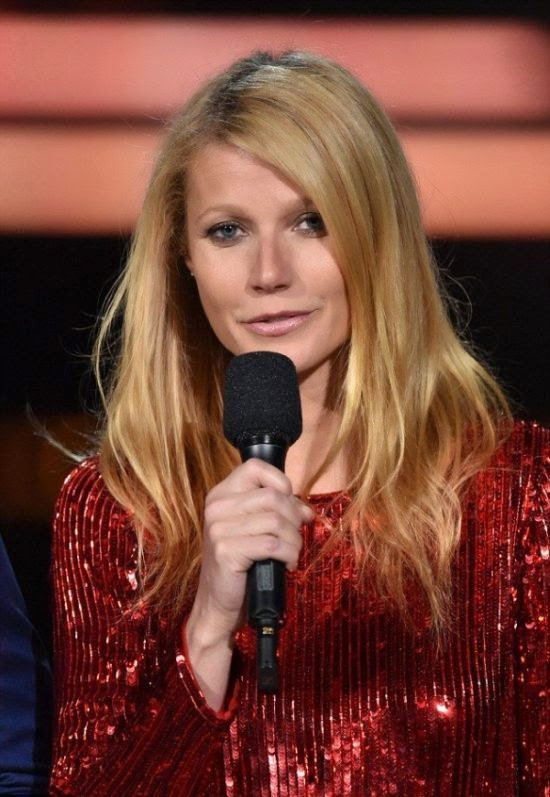 Just given a simple into the glamour, the 42-year-old, Gwyneth Paltrow had barely magnificent to a flawless as she made her way into the Grammy Awards in Los Angeles on Sunday, February 8, 2015.