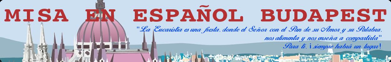 Misa en Español Budapest