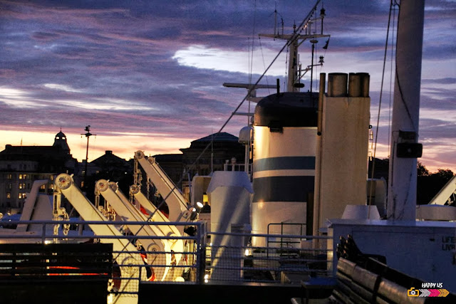 Dormir sur un bateau - Stockholm