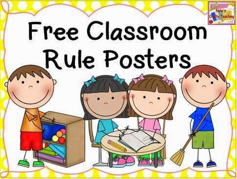 Kindergarten classroom decoration printables free download clip art - Nyla S Crafty Teaching July 2014