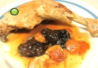 Pollastre al vermut - Recepta pollastre al vermut