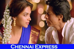 Chennai Express (Title Song)