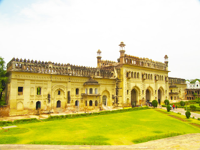 Bara Imambara wallpapers uttar pradesh