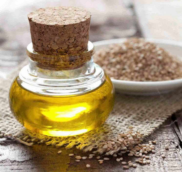 Crema para las manos con aceite de sésamo