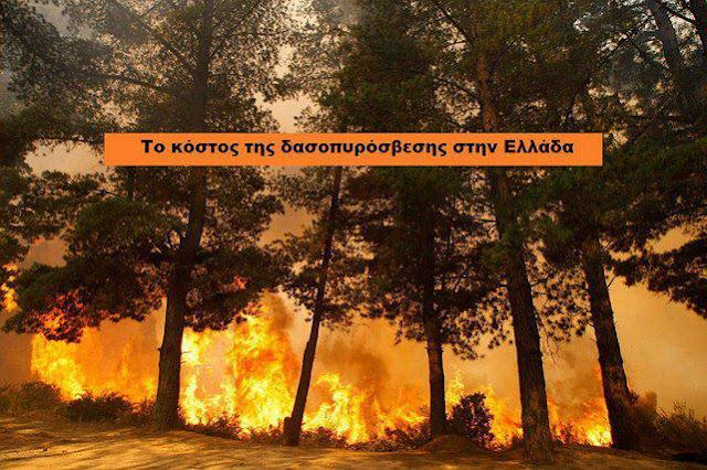 Η αποτίμηση της δασοπυρόσβεσης στην Ελλάδα