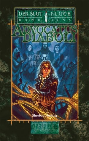 Der Blutfluch 1: Advocatus Diaboli*