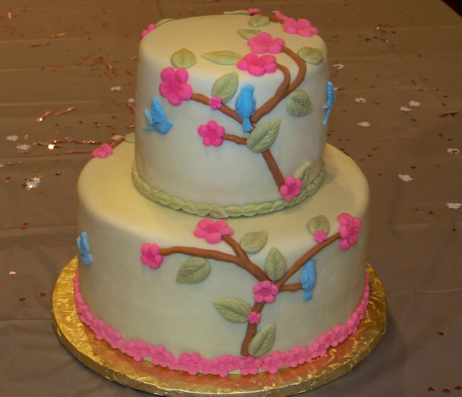 Cake Decorating Pueblo Co : My Cake by Tori: Tiered cakes