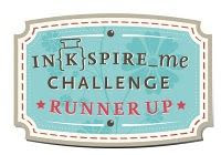 Inkspire Me Challenge Runner Up