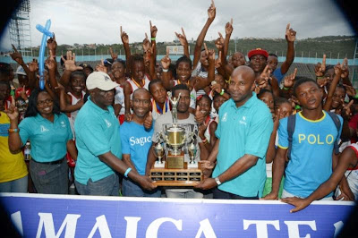 JTA Sagicor National Athletics Championships... St Catherine - 2014 National Champion