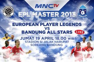 EPL Master vs Bandung All Stars