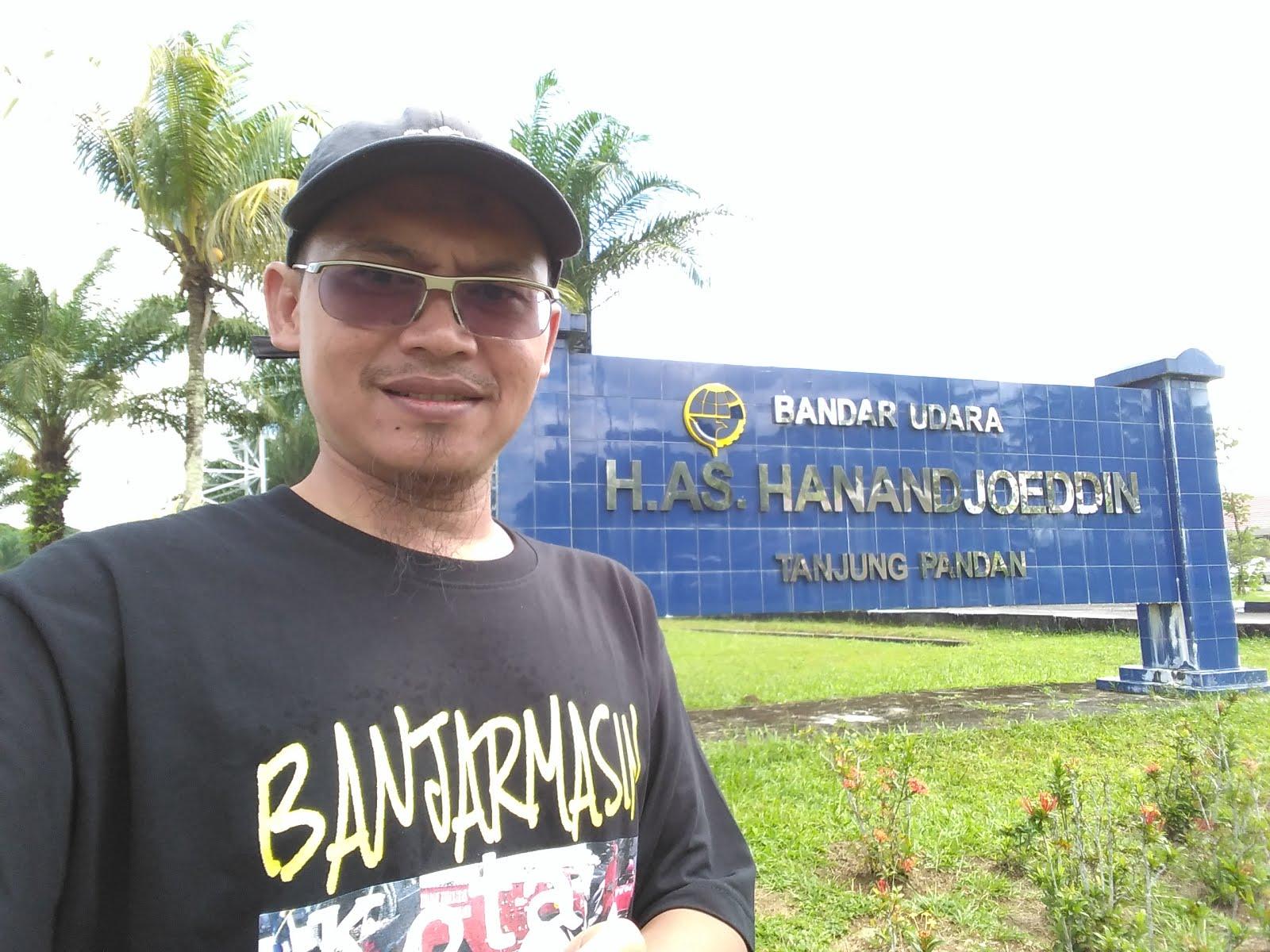 H. AS. Hanandjoeddin Airport