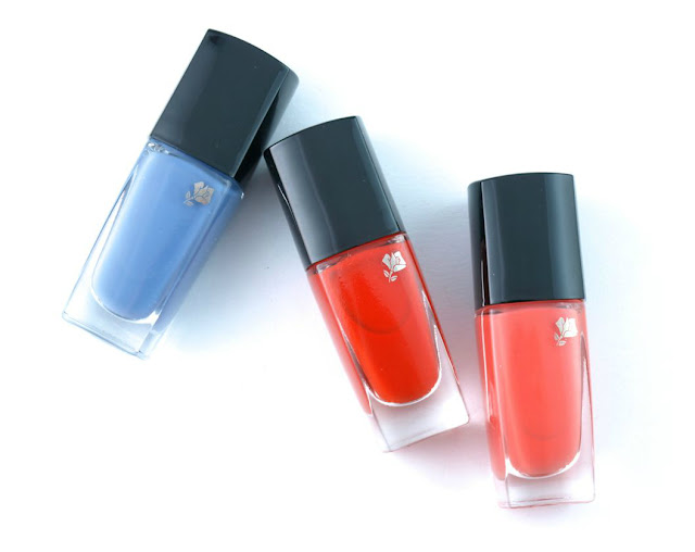 Lancome Summer 2015 French Paradise Collection Vernis in Love Nail Polish: Review and Swatches