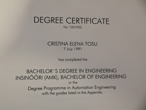 I graduated! Now what?
