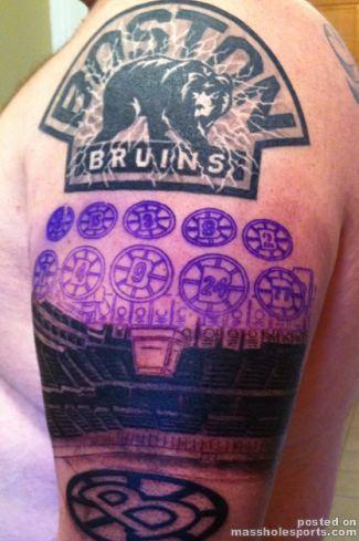 boston bruin tattoo designs tattoo design bild. Black Bedroom Furniture Sets. Home Design Ideas