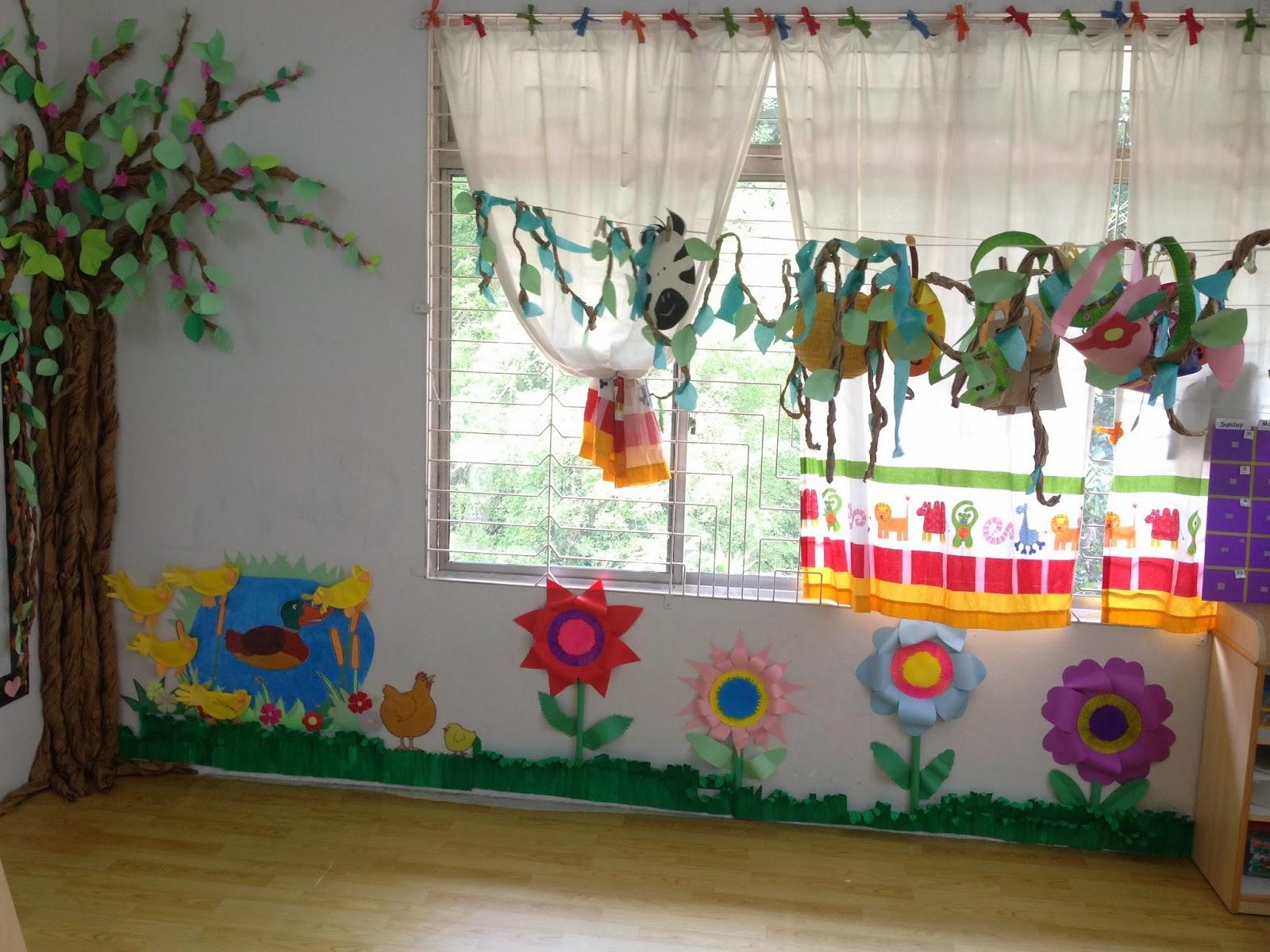 Classroom Decor Garden Theme ~ Plant kingdom garden themed classroom its fun to be a