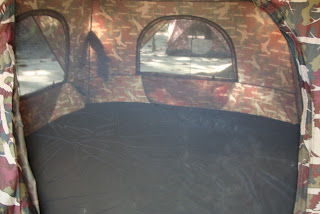 Similan Island tent