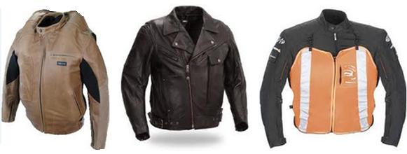 chaquetas motocicleta