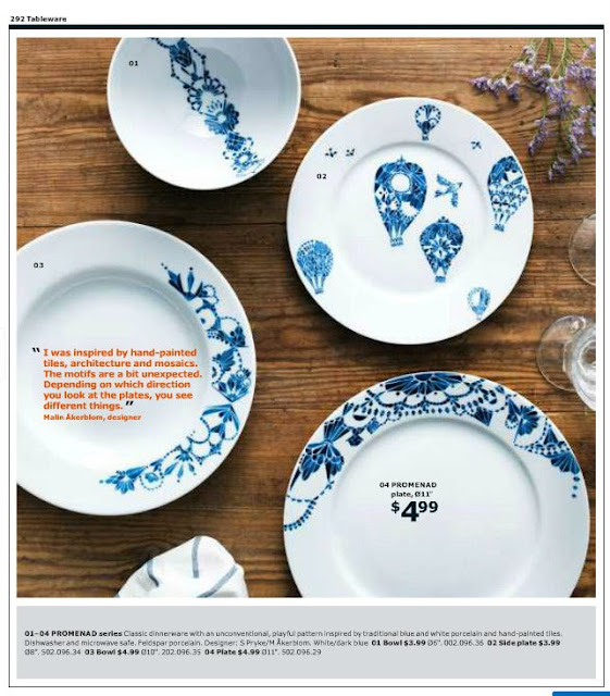Yi Wei Lim, yiweilim, IKEA, IKEA Catalog 2014, tableware, dishes, china, pattern