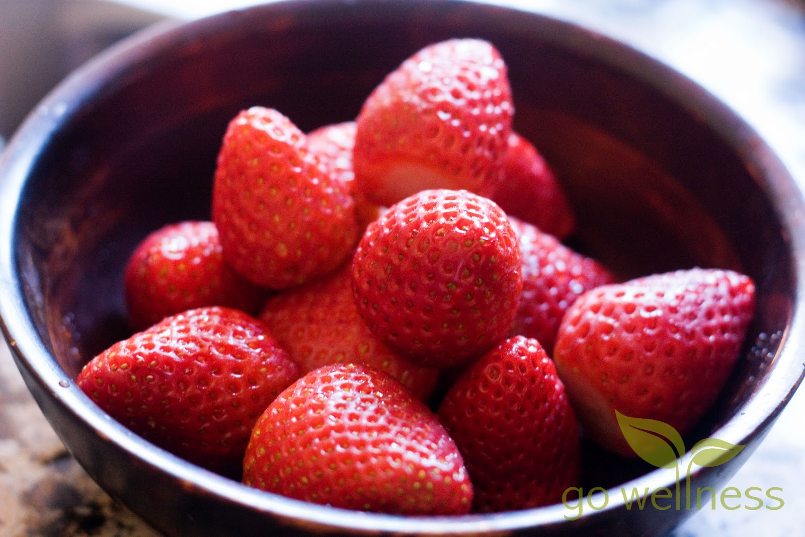 Nutrition and Wellness Bytes: Foodie Friday: Strawberry Fruit Leather