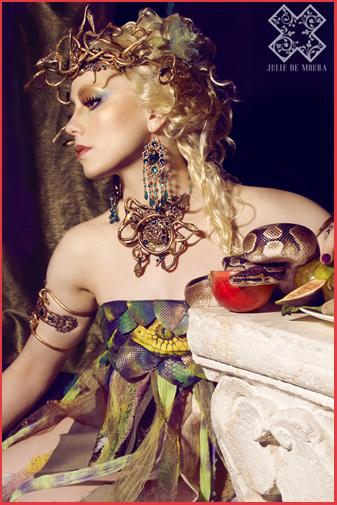 Bijoux Amonseuldesir www.amonseuldesir.net / Julie de Moura / Catherine Antoine / SpaceShip Lolita /Dita Makeup / Jennifer Groët / Ely Myhs