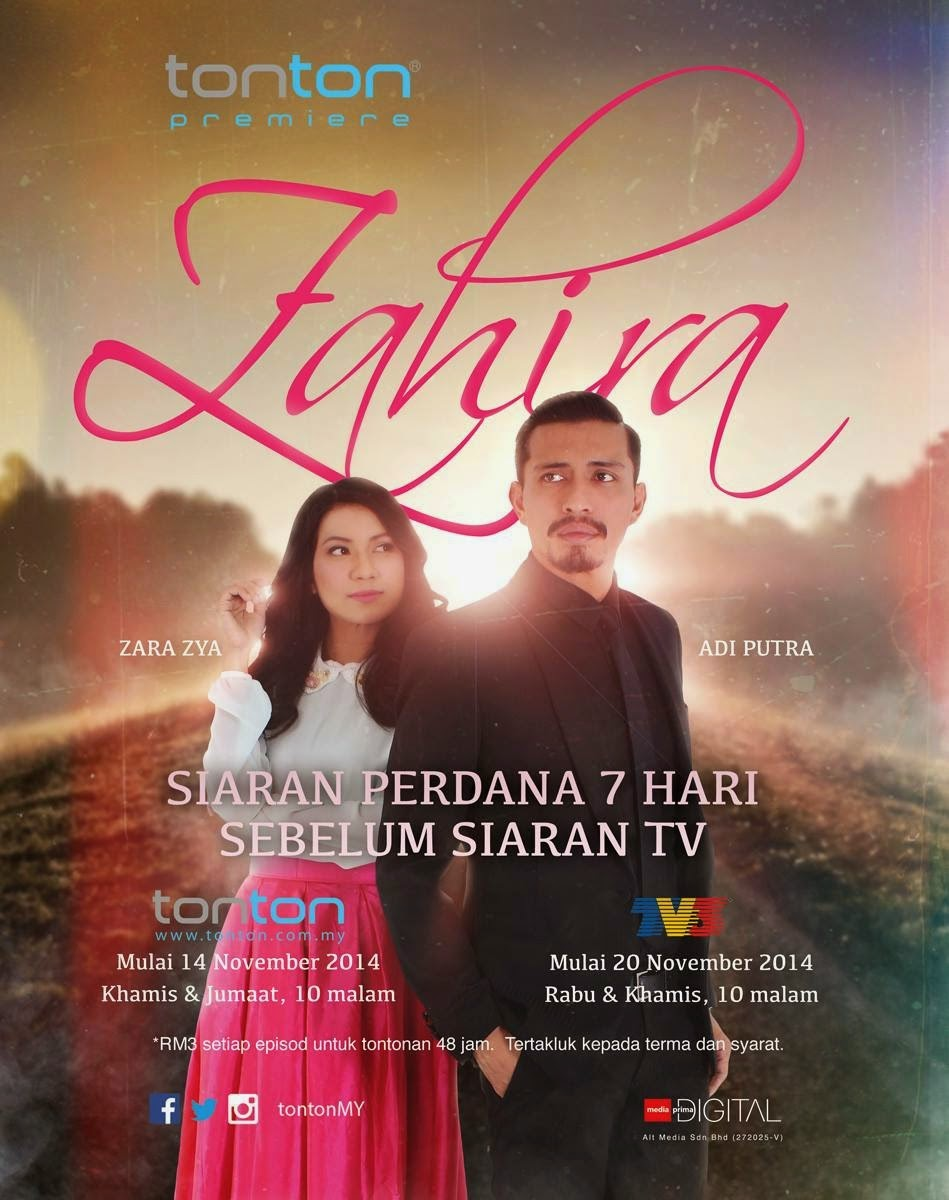 Tonton Zahira TV3 Full Episod