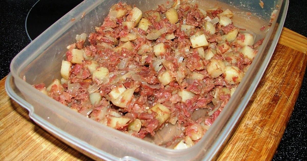 how to make hormel corned beef hash crispy