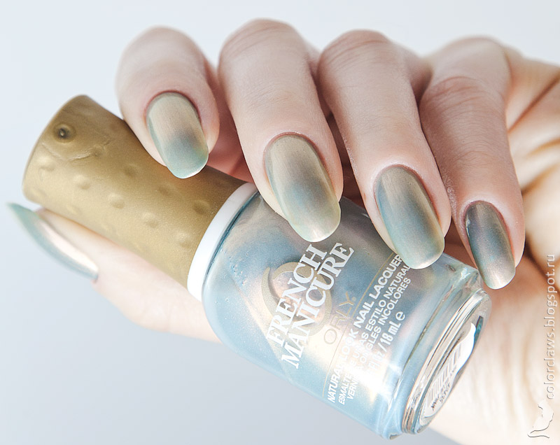 Orly Sky Blue-Pink