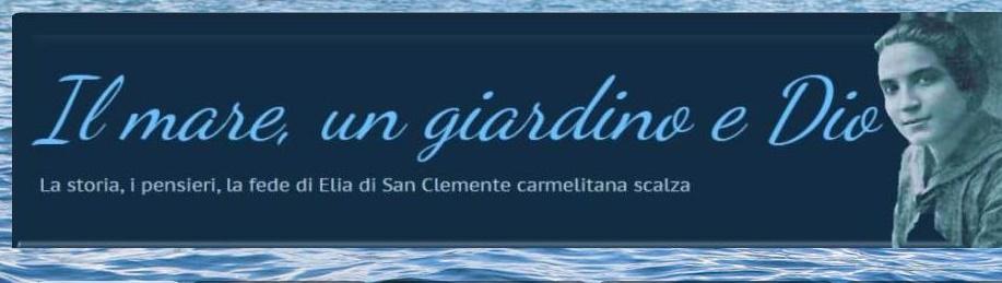 Il mare un giardino e Dio