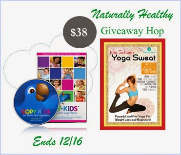 Naturally Healthy DVD Giveaway
