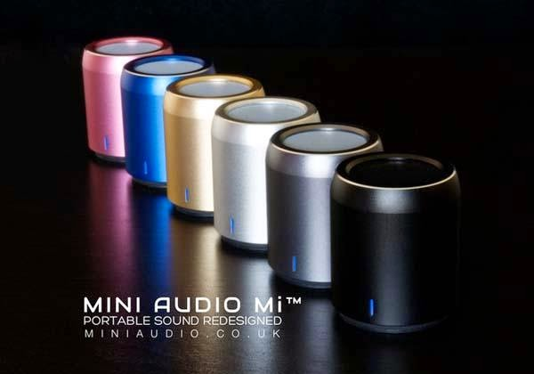 MINI AUDIO Mi Mini Bluetooth Speaker