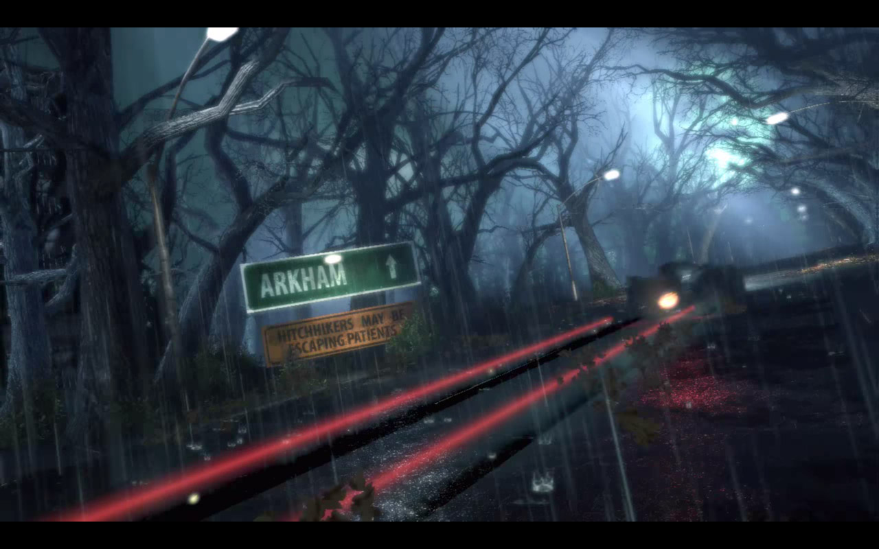 Arkham Asylum Cheats Pc