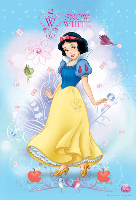 Snow White Princess Poster