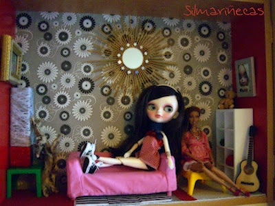 Huset Ikea, Tangkou doll, Barbie