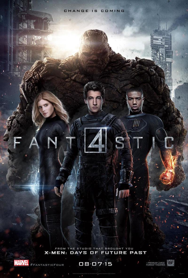 Quarteto Fantástico [Dublado] CAM XviD