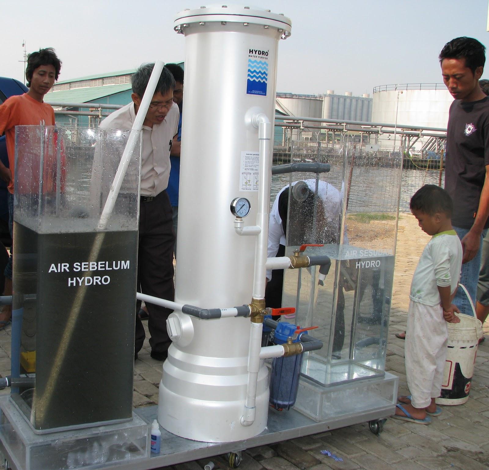 filter air kotor berkualitas