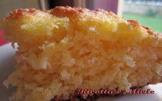 incontro con una foodblogger d'oro e torta di cocco/ encuentro con una foodblogger de oro y torta de coco