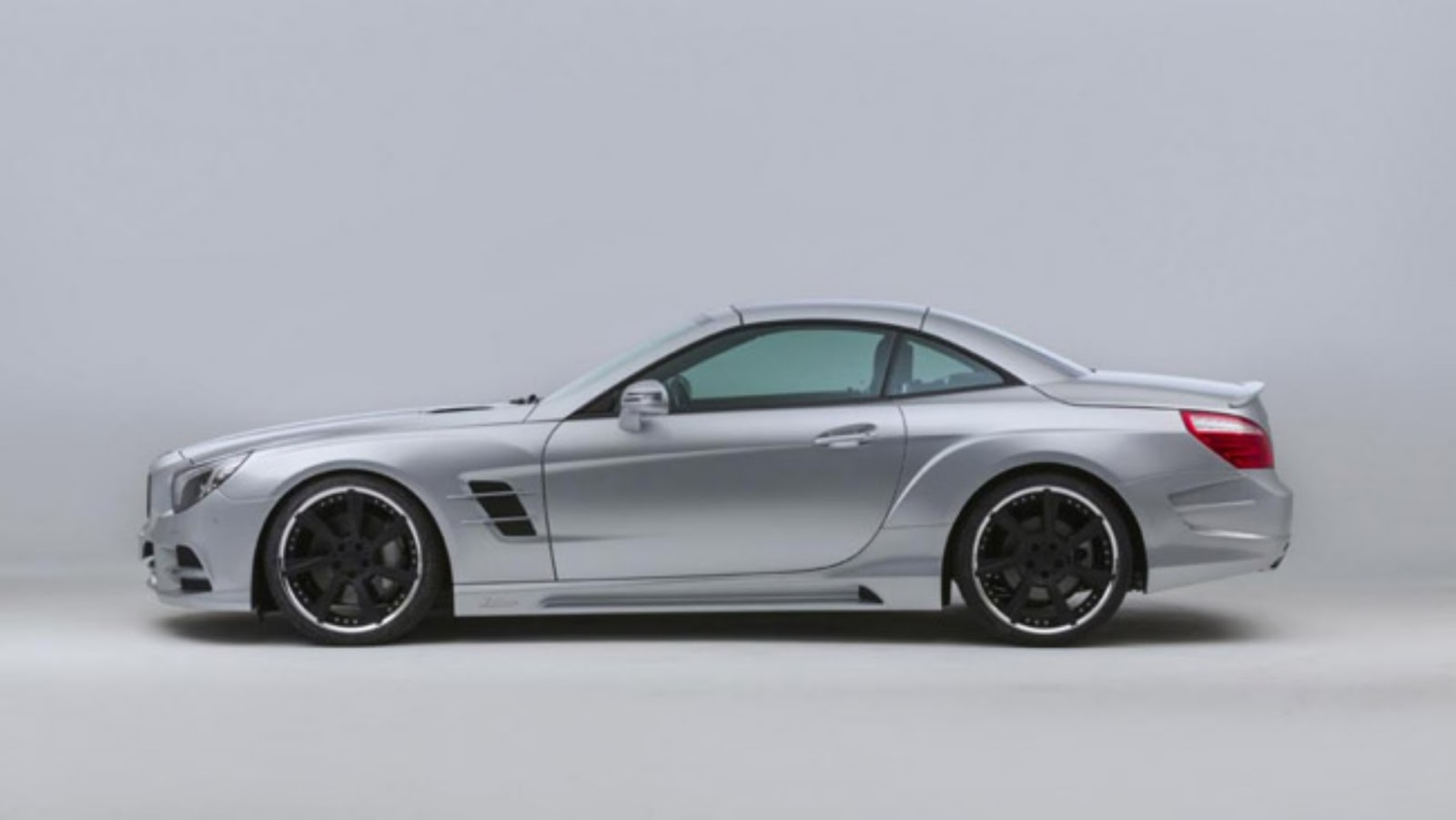 All cars nz 2012 mercedes benz sl 500 r231 by lorinser for Mercedes benz lorinser for sale