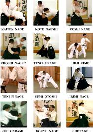 Teknik Aikido