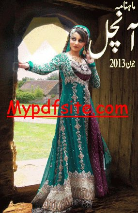 Aanchal Digest June 2013